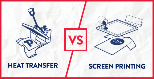 Silk Screen VS Vinyl: Which is Better For Your T-Shirt Project?